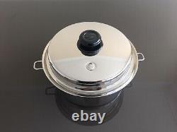 16 Piece SaladMaster 316TI Titanium Surgical Stainless Steel Luxury Cookware Set