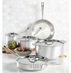 All-Clad Master Chef 9-Pc. Cookware Set