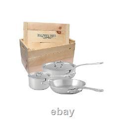 Mauviel M'Urban 5 Piece Cookware Set
