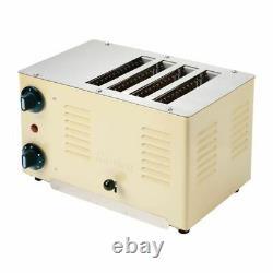 Rowlett Rutland Regent 4 Slot Toaster Cream Cookware Kitchen Appliance Machine