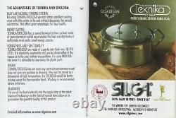 Silga Teknika Cookware Stock Pot Canning Kettle 18.5 L #200132T NWT #1