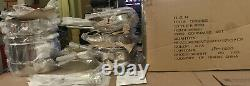 WOLFGANG PUCK BISTRO COLLECTION 21 Piece 18/10 STAINLESS STEEL Cook Ware Set NEW
