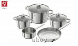ZWILLING J. A. HENCKELS JOY Cookware Set 5pcs+ a FREE Zwilling Gift